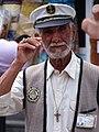 Elderly Man with Sailor's Cap - Market - Gyumri - Armenia (19269002071) (2).jpg