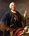 Elector Friedrich August II of Saxony, as King August III of Poland by Pietro Rotari and workshop.jpg