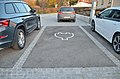 Electric vehicle charging stations, Kirnberg an der Mank.jpg