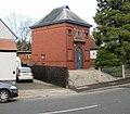 Electricity substation, Fields Park Road, Newport - geograph.org.uk - 1617120.jpg