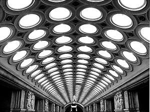 Elektrozavodskaya (Moscow Metro) - Image: Electrozavodksaya Station