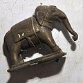 Elephant - Bronze - Modern Age - ACCN V-16 - Government Museum - Mathura 2013-02-24 6536.JPG