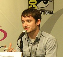 L'actor estatounitense Elijah Wood, en una imachen de 2009.