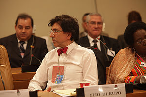 Di Rupo Government - Elio Di Rupo