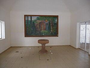 Bad Rotenfels - Inside the ElizabethenQuelle Memorial