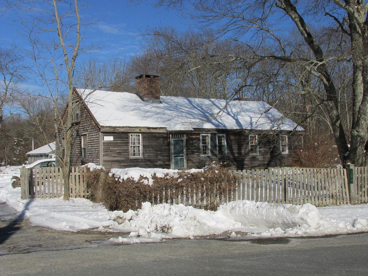 Elisha allen house wikipedia for Allen house