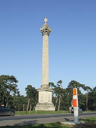Elveden - Image: Elveden war memorial geograph.org.uk 694750