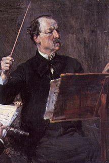 Emanuele Muzio Italian composer and conductor