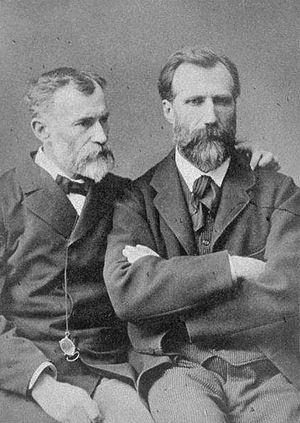 Jean Benner - Emmanuel and Jean Benner, 1883, National and University Library of Strasbourg