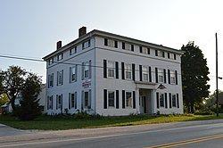 The Empire House in Stony Ridge