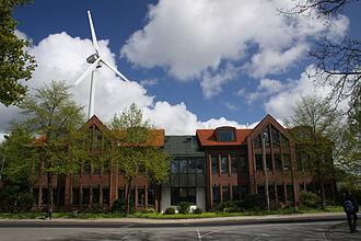 Enercon - Enercon Headquarter in Aurich