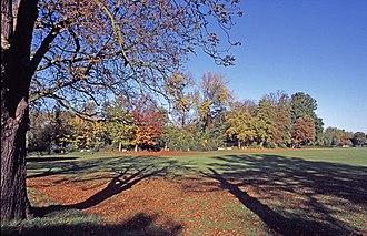 Enfield Town Park - Enfield Town Park