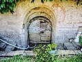 Entrée d'ancienne cave vigneronne. Courchaton.jpg