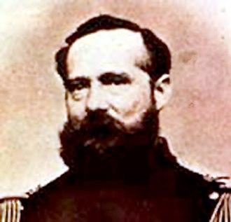 Erasmo Escala - As Commander-in-chief