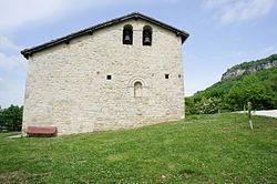 Ermita de San Juan Bautista (Eulate, Navarra).jpg