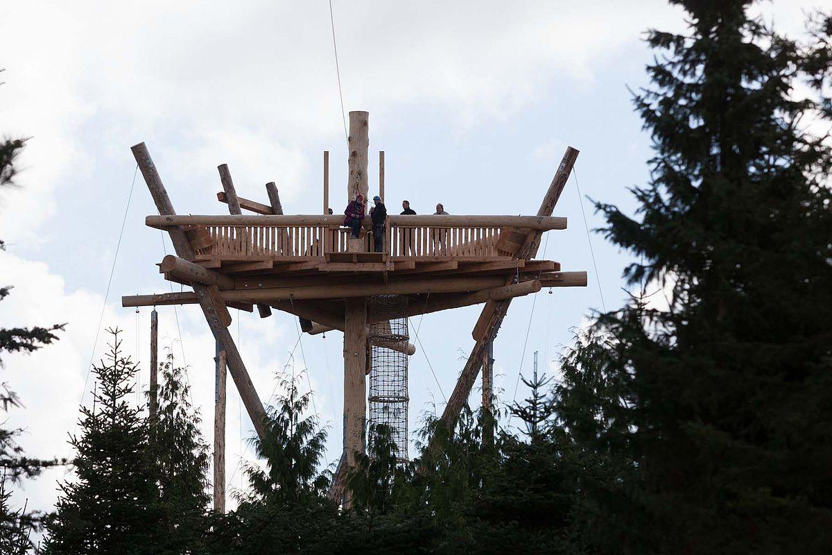 Erlebniswald Trappenkamp