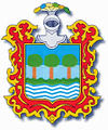 Official seal of Cajamarca Region