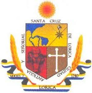 Santa Cruz de Lorica - Image: Escudo 2006