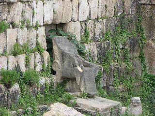 Phoenicia mythology deity