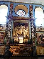 Espalion chapelle Pénitents retable Circoncision.jpg