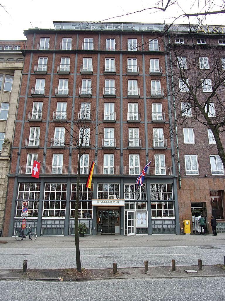 Hamburg Hotel Esplanade