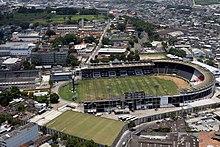 6f220de6ff Foto aérea do estadio e seu entorno