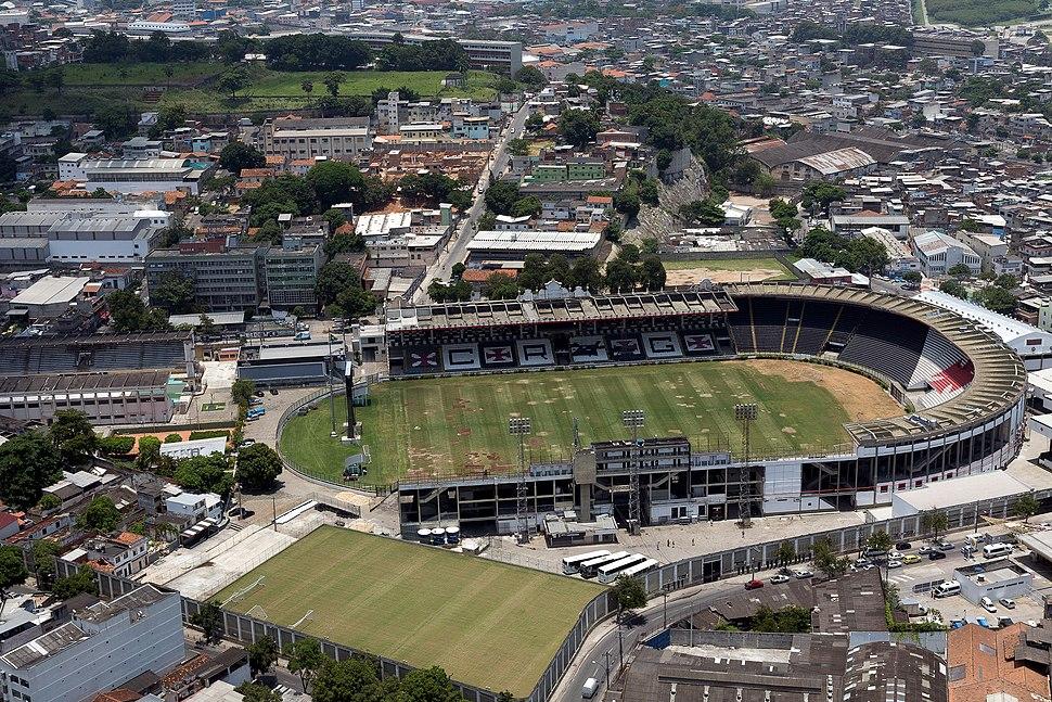 Estádio de São Januário by Diego Baravelli