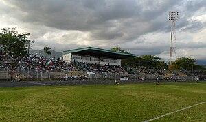 The Estadio Manuel Calle Lombana