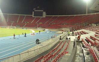 2015 FIFA U-17 World Cup - Image: Estadio Nacional Santiago