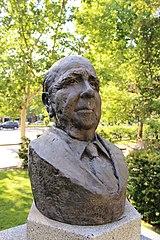 Estatua de Pedro Escartín, Madrid