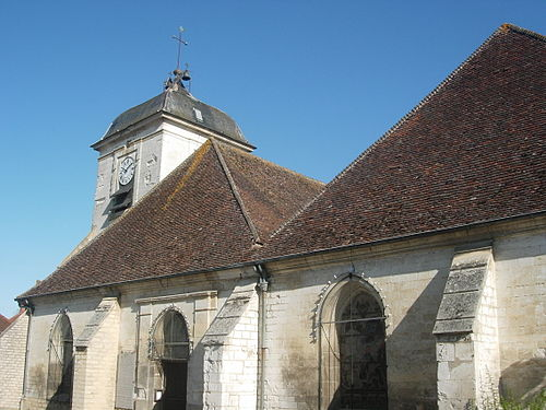 Photo - Eglise Saint-Loup