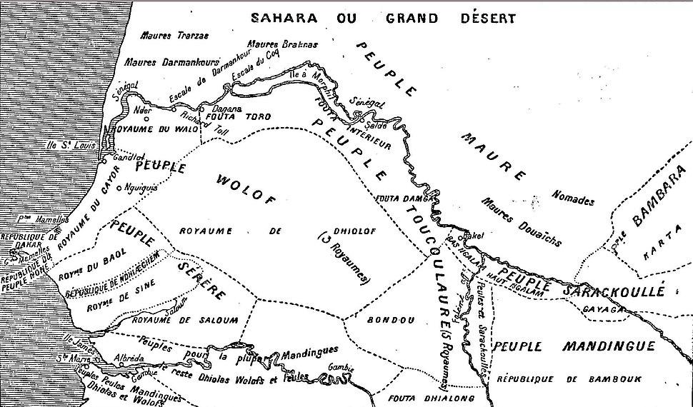 EthniesSénégal