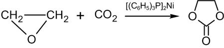 تحضير كربونات الإيثيلين