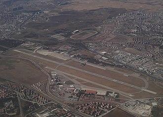 Etimesgut Air Base - Image: Etimesgut Air Base 2016