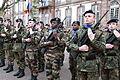 Eurocorps prise d'armes Strasbourg 31 janvier 2013 11.JPG