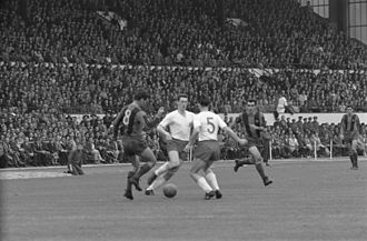 UEFA Champions League - Barcelona – Hamburg, 12 April 1961