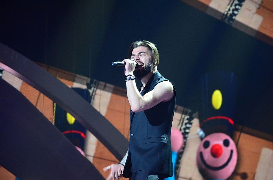 Eurovision Song Contest 2017, Semi Final 2 Rehearsals. Photo 208.jpg