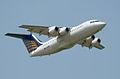 Eurowings British Aerospace BAe-146-200.D-AEWD. (4617860786).jpg
