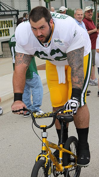 Evan Smith (American football) - Smith with the Green Bay Packers in 2011