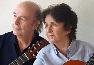 Evangelos & Liza Classical Guitarist