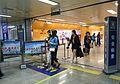 Exit A interface of Wangfujing Station (20170426165540).jpg