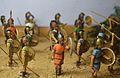 Exploradors hittites, museu dels soldadets de plom, València.JPG