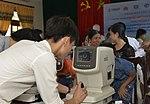 Eye screening for kindergarten children in Quoc Oai district of Hanoi (14124277940).jpg