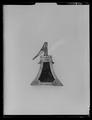 Fängkruthorn av tidig millitär typ för hakeskyttar och musketerare, Tyskland - Livrustkammaren - 62129.tif