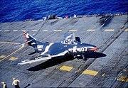 F9F-6 VF-24 CVA-9 1955