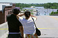FEMA - 35675 - Residents looking at flooding in Iowa.jpg