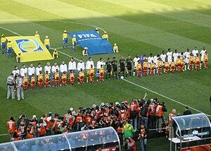 2010 FIFA World Cup Group D - Serbia vs Ghana