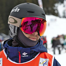 FIS Moguls World Cup 2015 Finals - Megève - 20150315 - Troy Murphy.jpg