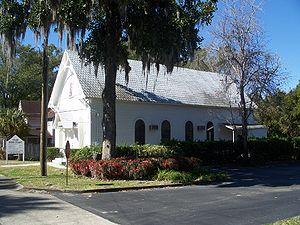 United Hebrews of Ocala - Image: FL Ocala Bible Chapel 07