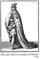 FR - Order of the Ship - Ceremonial cloth of a knight.png